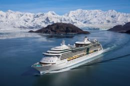 Northbound Alaska and Hubbard Glacier, 7 - nights