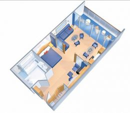 Owners Suite Floorplan