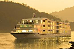 Treasures of the Mekong, 12 - nights