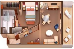 Owner's Suite Layout