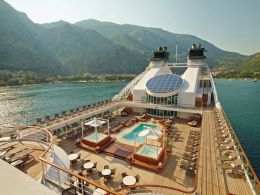 Seabourn Seabourn Sojourn new zealand family cruises