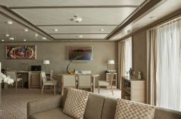 Grand Suite Living Area