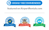 Recommended by Airport Rentals