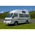 Budget 2-Berth new zealand camper van rental