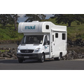 Maui Sunset Motorhome new zealand camper van rental