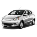 Mitsubishi Mirage or similar tasmania car hire