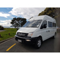 2 Berth LDV new zealand camper van rental