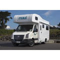 Maui Beach Elite Motorhome new zealand camper van rental