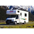 4 Berth Euro Star new zealand camper van rental