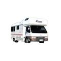 4+2 Berth Campervan new zealand camper van rental