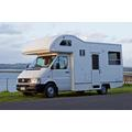 Koru 4-Berth new zealand camper van rental