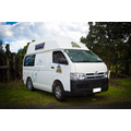 Happier 3 Kuga Berth Camper new zealand camper van rental