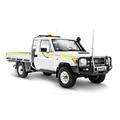 Single CAB 4WD Mine Equipped Or Similar australia car hire