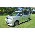 Deluxe Sleepervan new zealand camper van rental