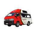 2 Berth Jackpot new zealand camper van rental