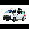 3 Berth Highball new zealand camper van rental