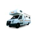 6 Berth - Vista new zealand camper van rental