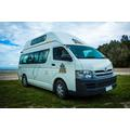 Happy Hi 5 new zealand camper van rental