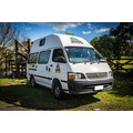 Happy 3 Berth Camper new zealand camper van rental