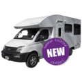 4 Berth - Discovery new zealand camper van rental