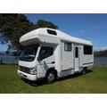 4 berth motorhomes new zealand camper van rental