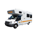 4 Berth - Explorer new zealand camper van rental