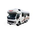 6 Berth Super Luxury Mitsubishi Fuso new zealand camper van rental