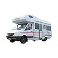 6 Berth SAM Premium new zealand camper van rental