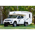 Bush Camper 4 berth new zealand camper van rental