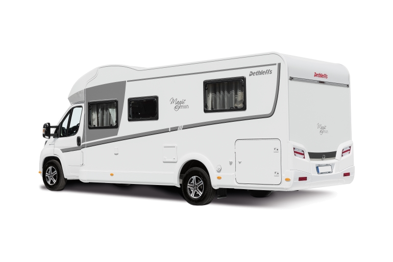 Pure Motorhomes Iceland Comfort Plus T 7151-4 DBM or similar