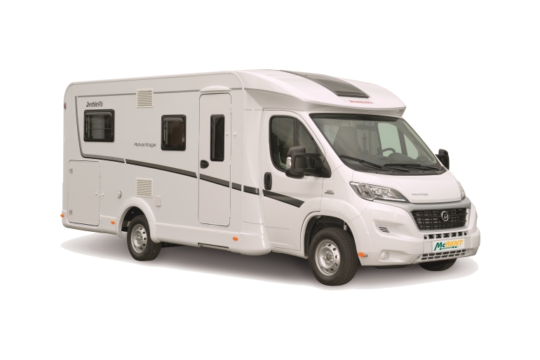 McRent Iceland Compact Plus Sunlight T63 or similar