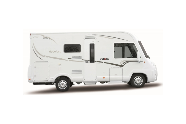 Big Sky Motorhome Rental France E2 - CA - 4 Pax