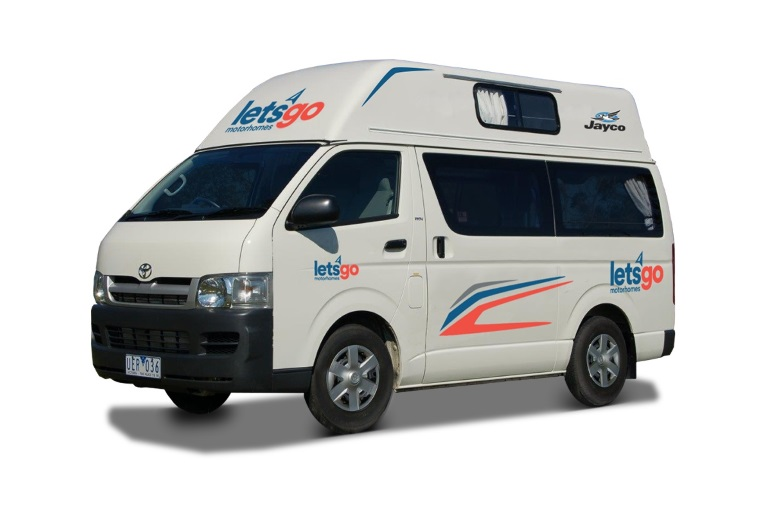 Let's Go Motorhomes AU 2 Berth Hi Top