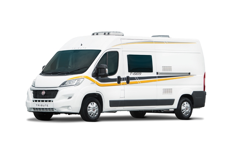 Amber Leisure Motorhomes UK 2 Berth - Campervan