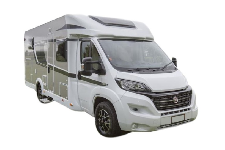 Pure Motorhomes New Zealand 4 Berth Ranger