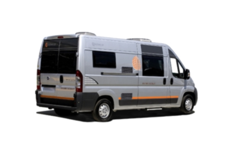 Compact standard globecar p ssl or similar motorhome for Motor homes to rent