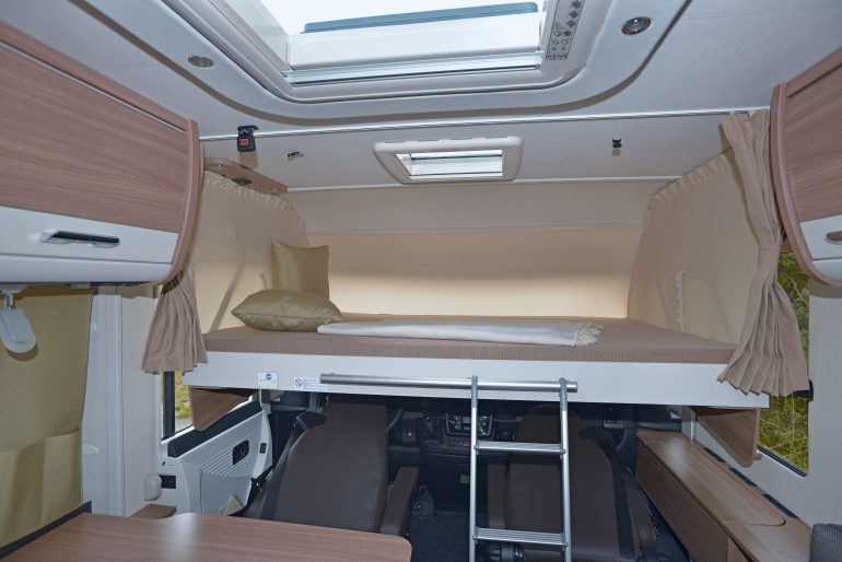Elegant Pure Motorhomes Holland Family Plus A 5887 Or Similar Campervan Hire