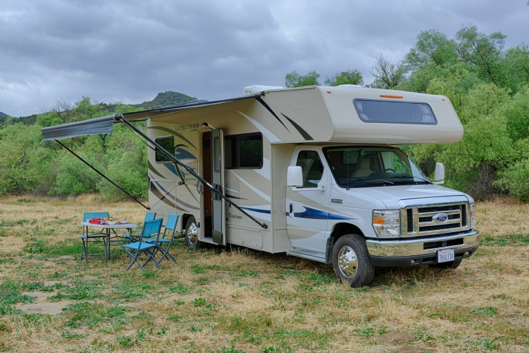 Beautiful Recreational Vehicles RVs Are A Popular  No Matter What The Rental Brochures Tell You, You Will Not Get Over About 10 MPG In Hilly Conditions Or If You Drive With A Heavy Foot, You May Get Less Than 8 MPG Fuel Prices In The USA Vary A