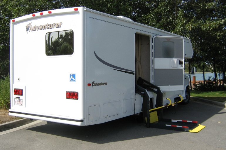 Mh 27sw Wheelchair Accessible Motorhome Rental Worldwide