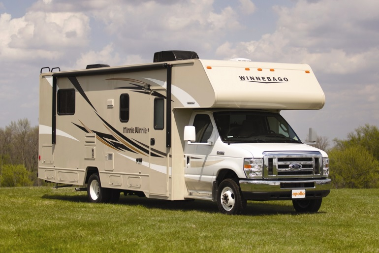 Apollo RV USA 25ft Class C - Sunrise Escape