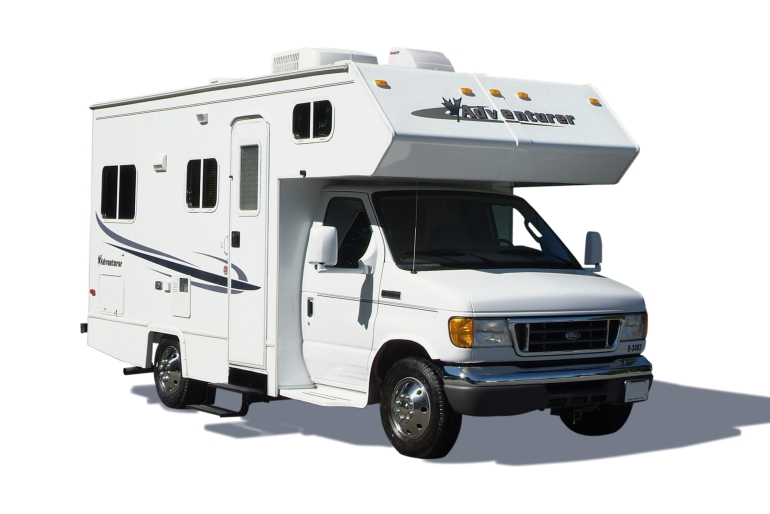 C small mh 19 20 motorhome motorhome rental worldwide for Small motor homes for rent