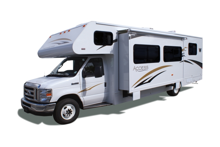 Rv 19 ft majestic autos post for Rv motor home rentals