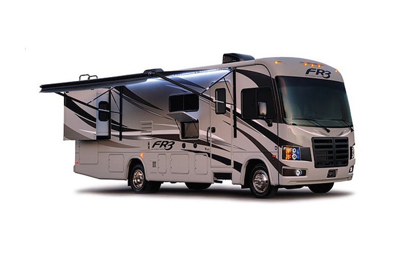 Fraserway RV Rentals A-30-S (A-Luxury)