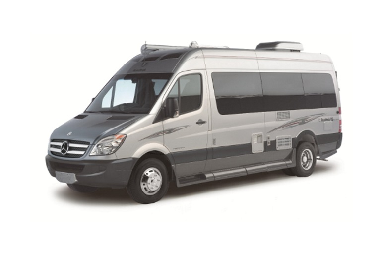 Does the mercedes sprinter have a bathroom autos post for Mercedes benz sprinter canada