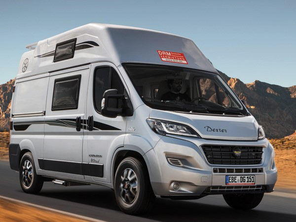Compass Campers Germany Compact Comfort (GB)