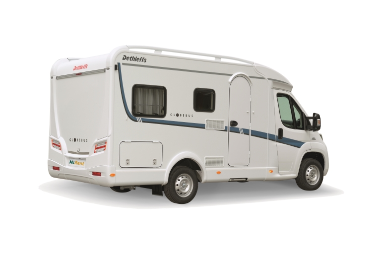 Amazing Motorhome For Hire  5 Berth  Dethleffs Adv 7871 Location Rugby