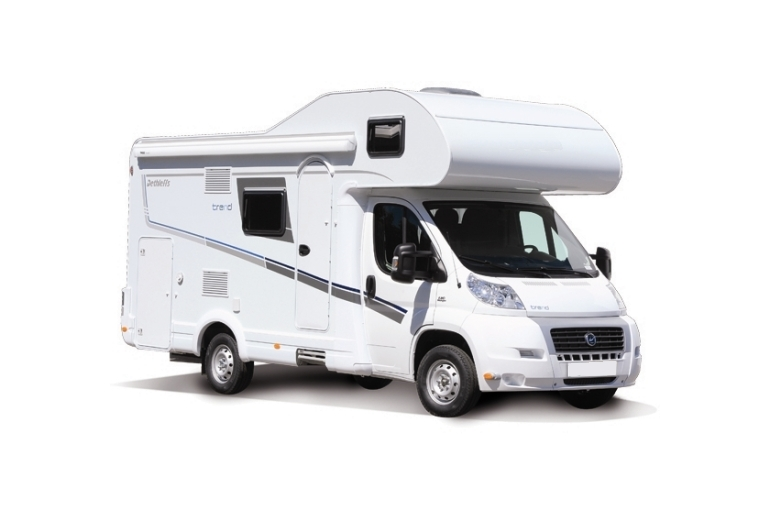 Pure Motorhomes Italy Family Plus A 5887 or similar