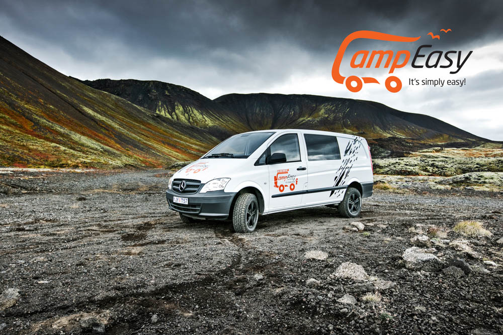 Campeasy Iceland Easy Clever