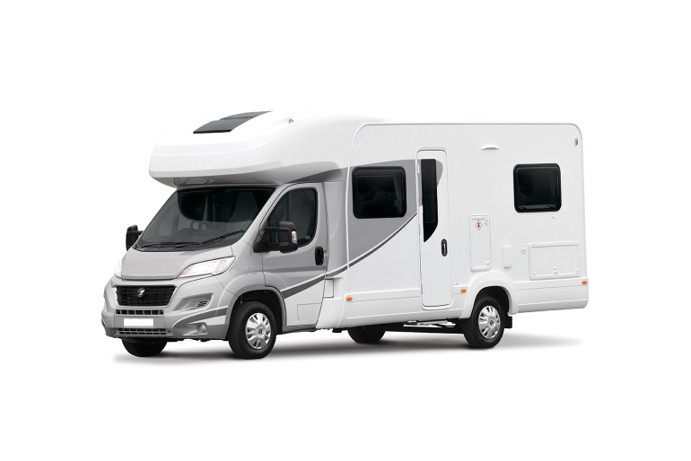 Pure Motorhomes UK 4 Berth Escape
