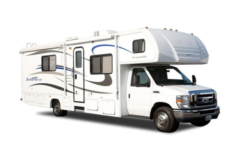 Compass Campers USA (International) FS31 Class C Motorhome with Slide